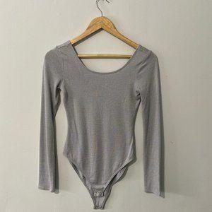 Forever21 Long Sleeve Bodysuit